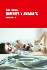 Nombres y animales: portada