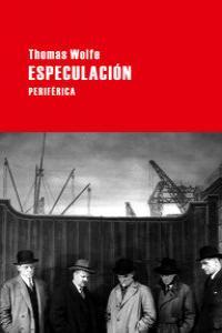 Especulación: portada