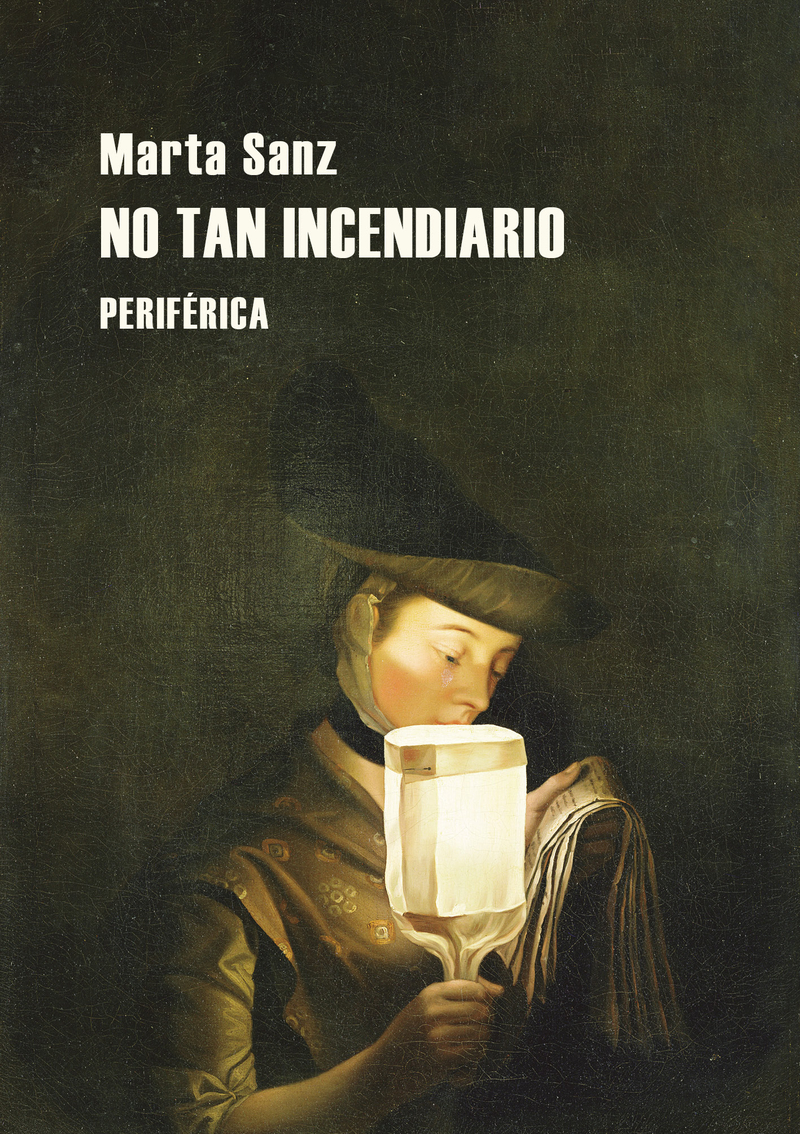 No tan incendiario: portada