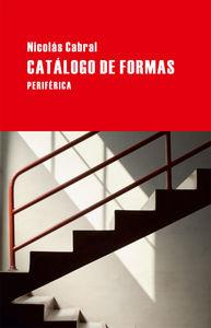 Catálogo de formas: portada