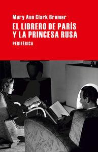 El librero de París y la princesa rusa: portada
