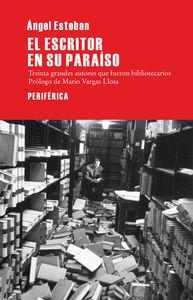 El escritor en su paraíso.: portada