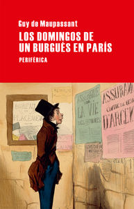 Los domingos de un burgués en París: portada