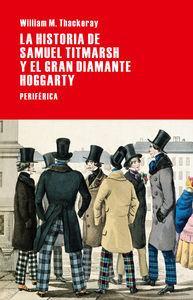 La historia de Samuel Titmarsh y el Gran diamante Hoggarty: portada