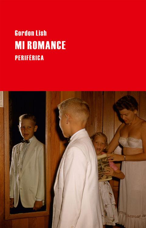 Mi romance: portada