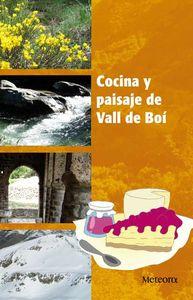 Cocina y paisaje de Vall de Boí: portada