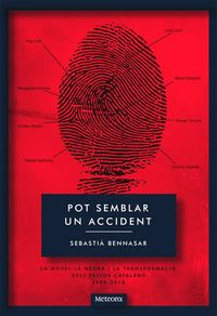 Pot semblar un accident: portada