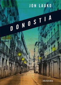 Donostia: portada