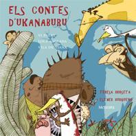Contes d'Ukanaburu, Els: portada