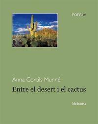 Entre el desert i el cactus: portada
