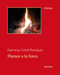 Flames a la fosca: portada