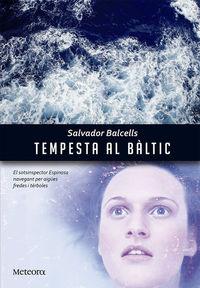 Tempesta al Bàltic: portada