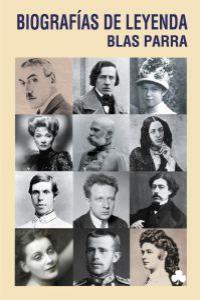 Biografías de leyenda: portada