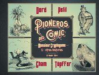 Pioneros del cómic.: portada