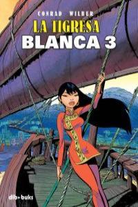 LA TIGRESA BLANCA 3: portada