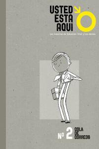 USTED EST� AQU� 2. COLA DE CORREOS: portada