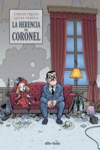 LA HERENCIA DEL CORONEL: portada