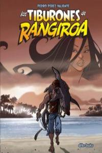 LOS TIBURONES DE RANGIROA: portada