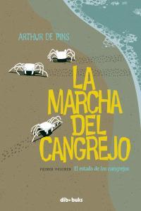LA MARCHA DEL CANGREJO 1: portada