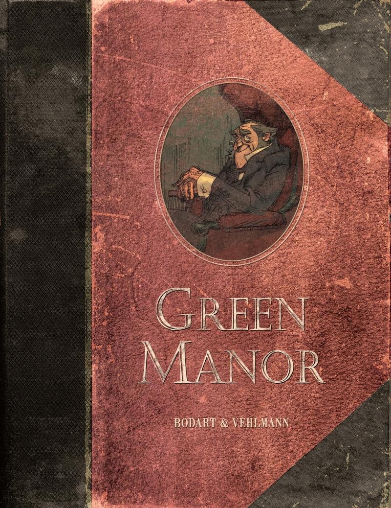 GREEN MANOR: portada