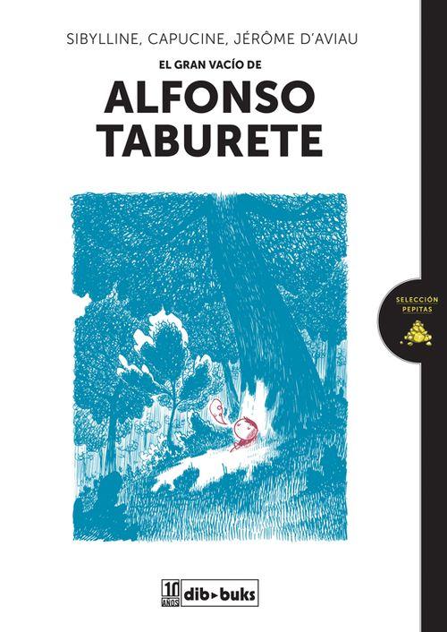 EL GRAN VACíO DE ALFONSO TABURETE: portada