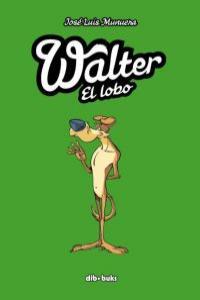 WALTER EL LOBO: portada