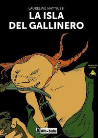 LA ISLA DEL GALLINERO: portada