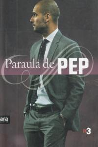PARAULA DE PEP - EDICIO DE LUXE: portada