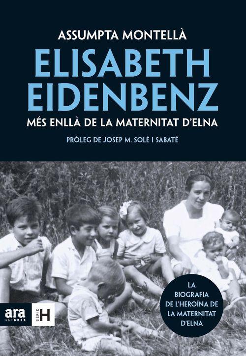 ELISABETH EIDENBENZ - 2ºED CAT: portada