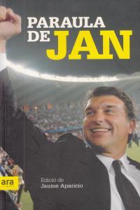 PARAULA DE JAN - CAT: portada