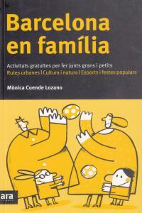 BARCELONA EN FAMILIA - CAT: portada