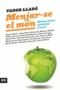 MENJAR-SE EL MON - CAT: portada