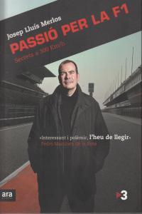 PASSIO PER LA F1 - CAT: portada