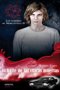 Vampiros de Morganville II, Los: portada