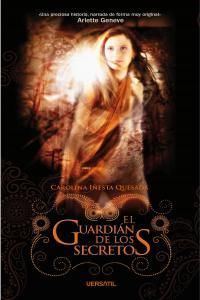 El Guardián de los Secretos: portada