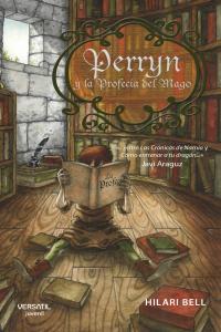 Perryn y la Profecía del Mago: portada