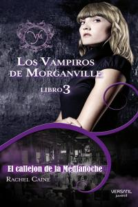 Vampiros de Morganville III, Los: portada