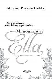 Mi nombre es Ella: portada