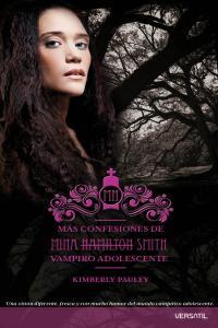 Más confesiones de Mina Hamilton Smith: portada