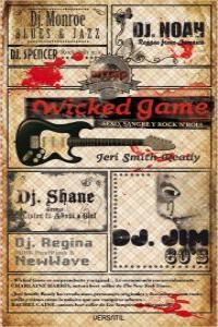 Wicked Game: portada