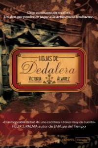 HOJAS DE DEDALERA: portada
