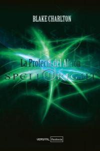 Spellwright I: portada
