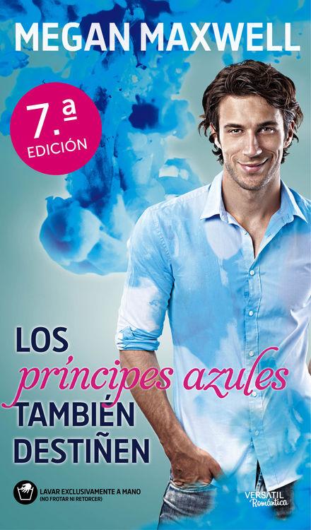 Los príncipes azules también destiñen 5ª edición: portada