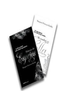 Pack Palacio de Espejos (2 vols.): portada