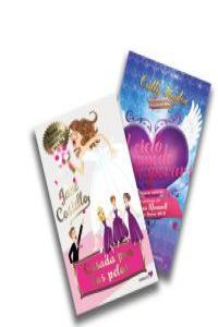 Pack Casada por los pelos (2 vols.): portada