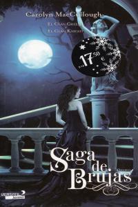 Pack juvenil Saga de Brujas/La marca del demonio: portada
