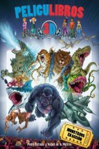 Monstruos en acción: portada
