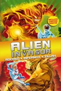 Alien Invasor pack: portada