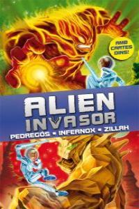 Alien Invasor (català) pack: portada