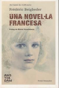UNA NOVEL-LA FRANCESA - CAT: portada